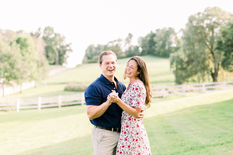 Pennsylvania Countryside Engagement Session by Emi Rose Studio (36)