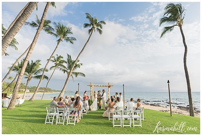Find the best maui wedding venues in hawaii venue wedding at five palms maui wedding photographer0001 junglespirit Choice Image