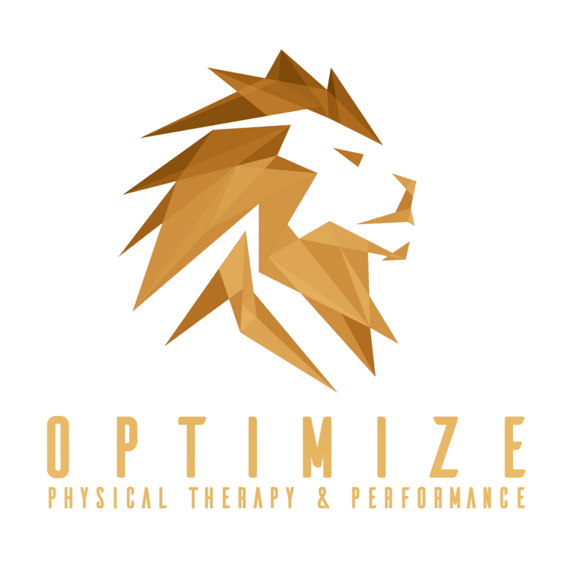 Henderson Las Vegas Optimize Physical Therapy Lion Logo