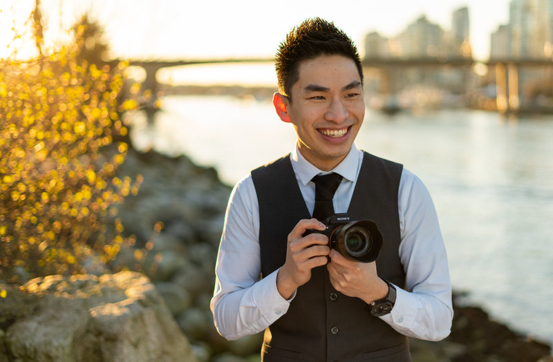 Justin Ho Photography- Vancouver Wedding Photographer
