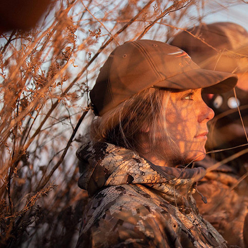 kansas photographer Meghan Lupyan Photographing a waterfowl hunt