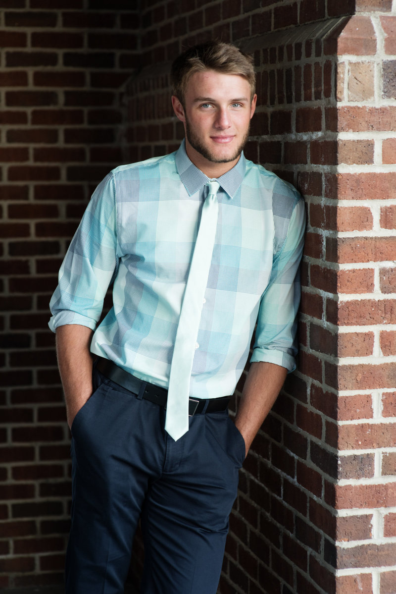 Football player senior pictures-019