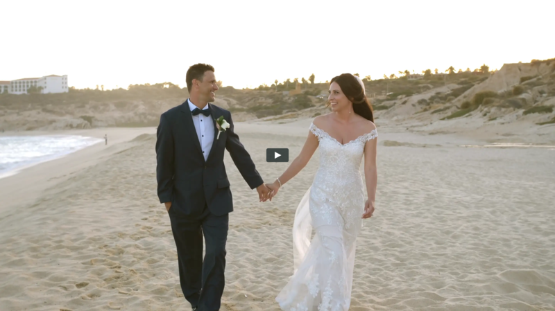 Premier destination wedding videographers, photographers and DJs based out of Monterey, CA.