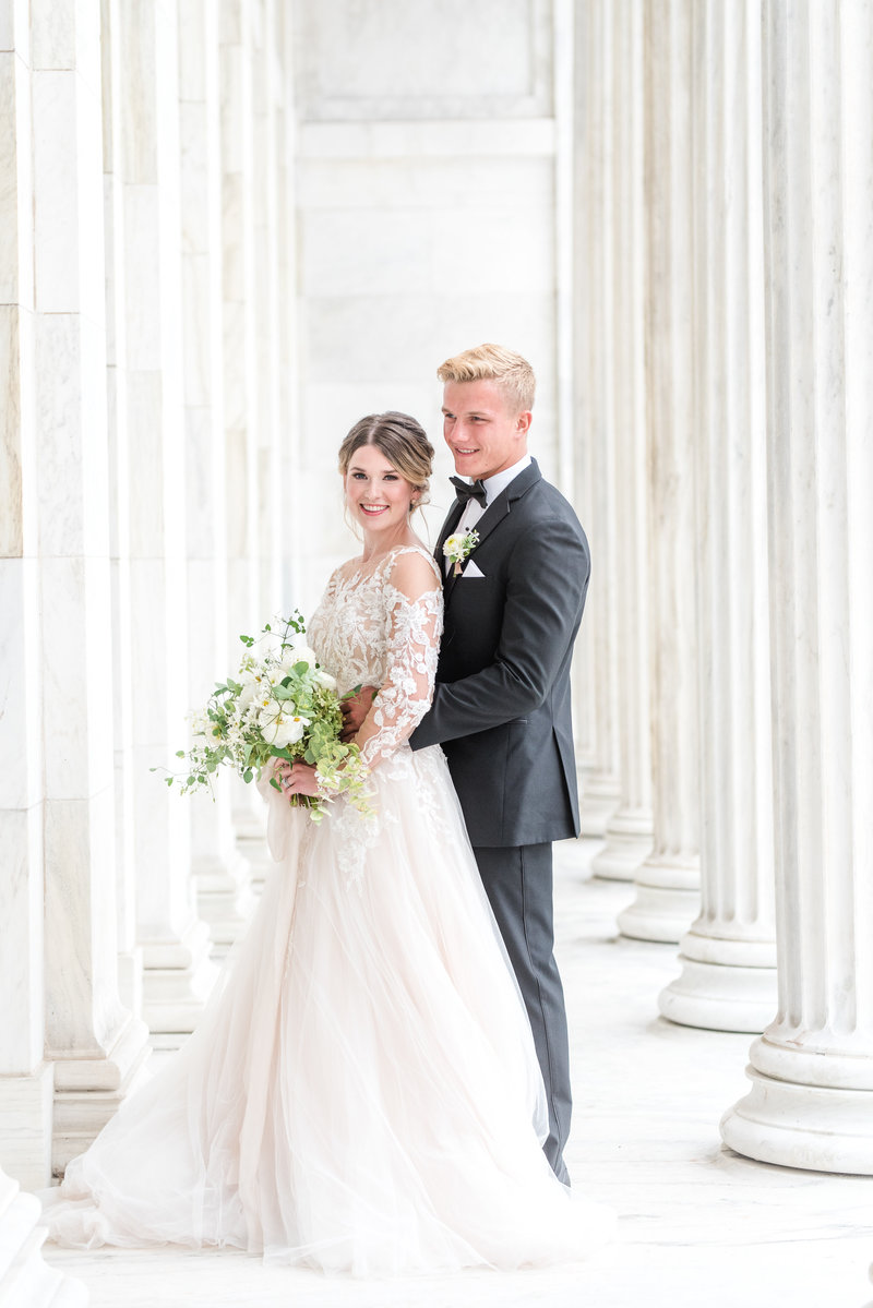 Toledo Museum of Art Wedding_27