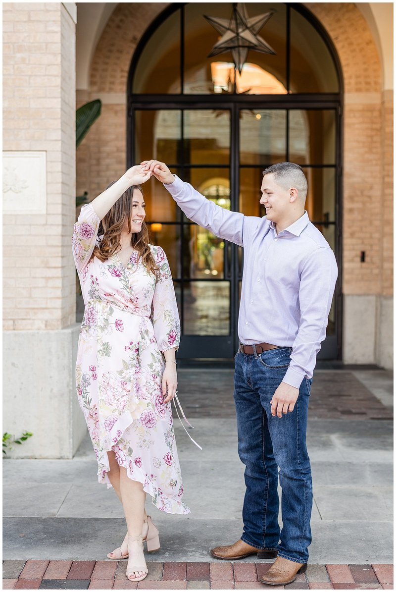 Engagement Session at The Pearl | Heather & Cody 06