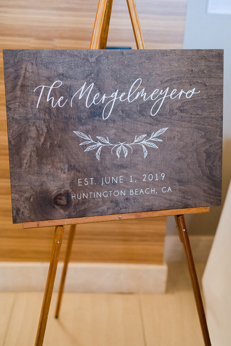 pirouettepaper.com | Wedding Stationery, Signage and Invitations | Pirouette Paper Company | Welcome + Unplugged Signs 19