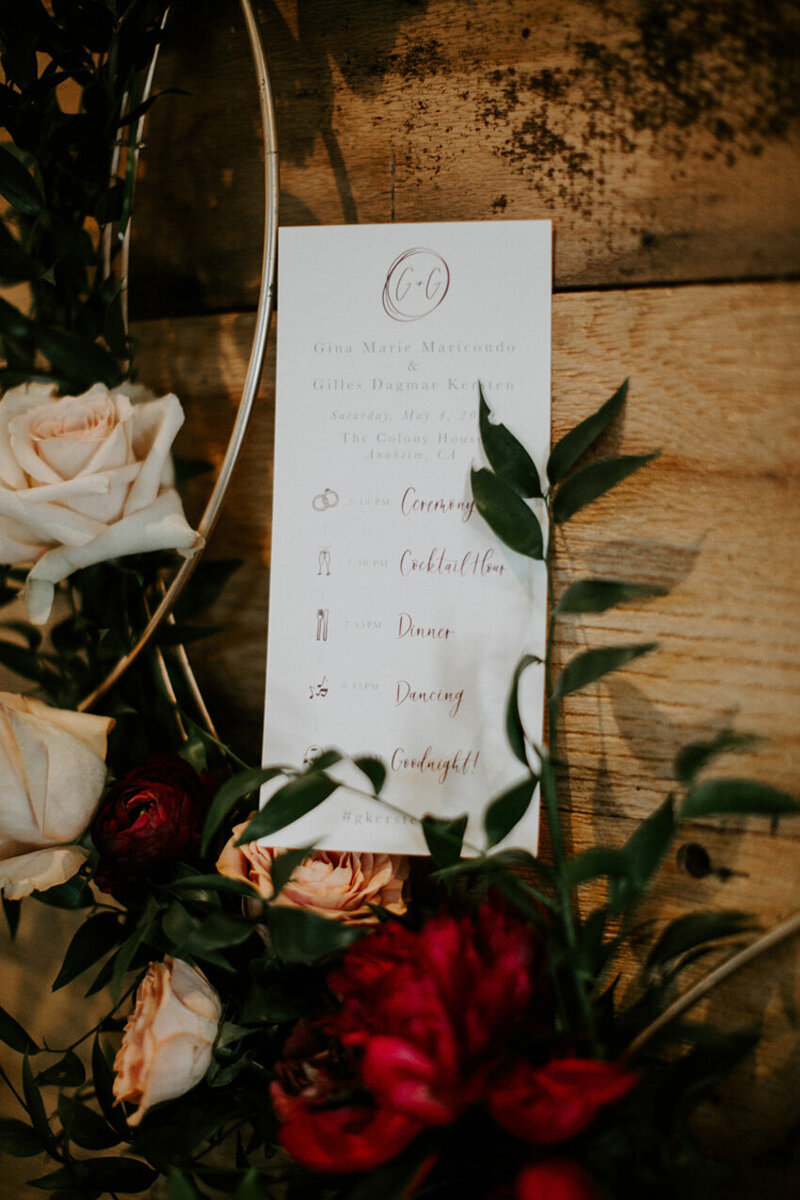 pirouettepaper.com | Wedding Stationery, Signage and Invitations | Pirouette Paper Company | Menus + Programs 58