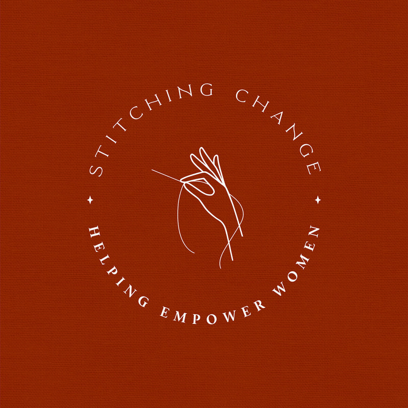 Stitching Change | Branding + Design Collateral | Studio Humankind