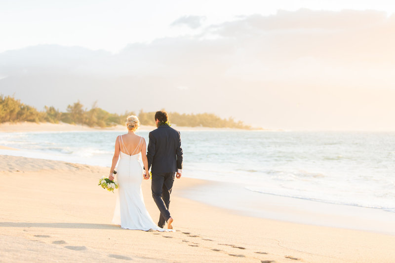 Baldwin beach wedding venue Maui, Hawaii