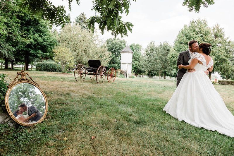 Joliet Wedding Photographer Monica Inglot Photography