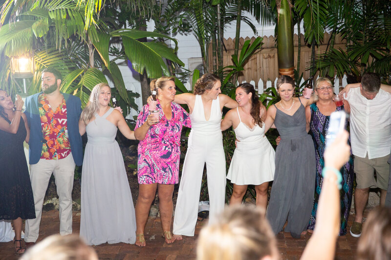 KeyWest-Wedding-Reception-385