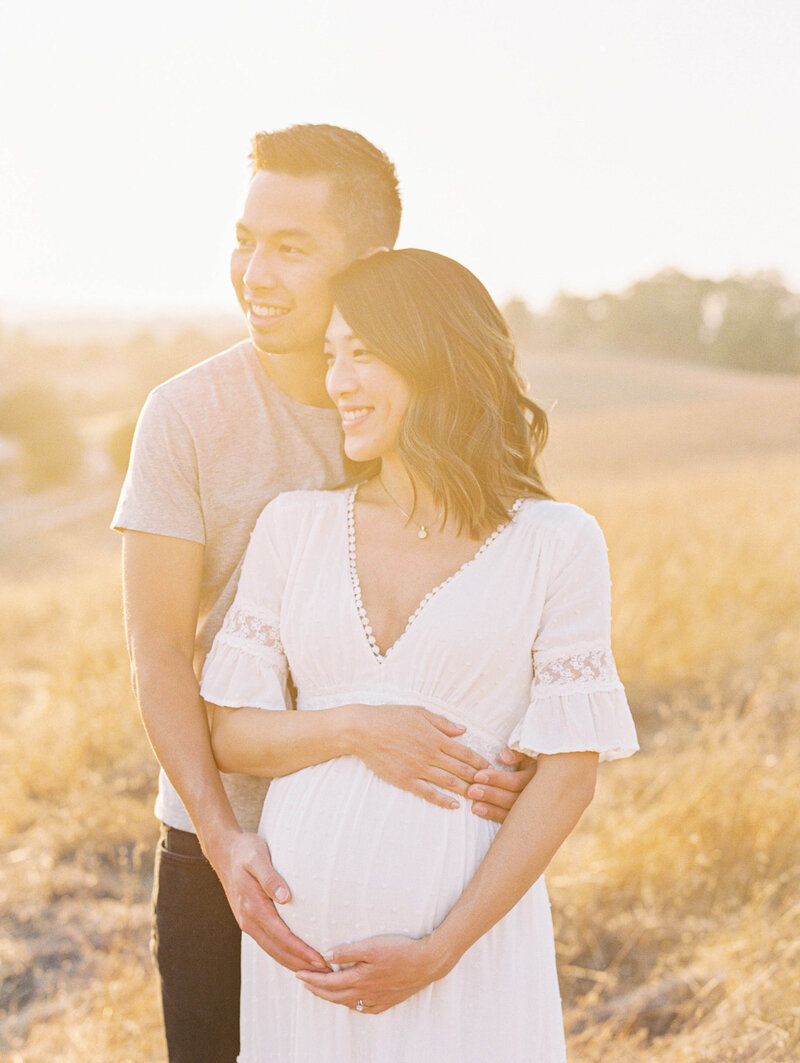 OMP- Kelly Adriel Sunset Maternity Session-18