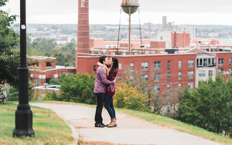 Libby Hill Engagement Session Melissa Josh_0003