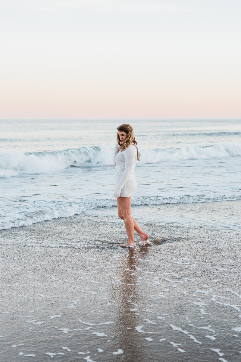 Fine Art Portrait Photography Ocean City, Maryland Megan Harris Photography