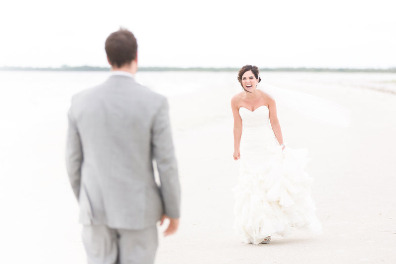 Blush Beach Destination Wedding Fort Myers, Florida | Amy & Jordan Photography