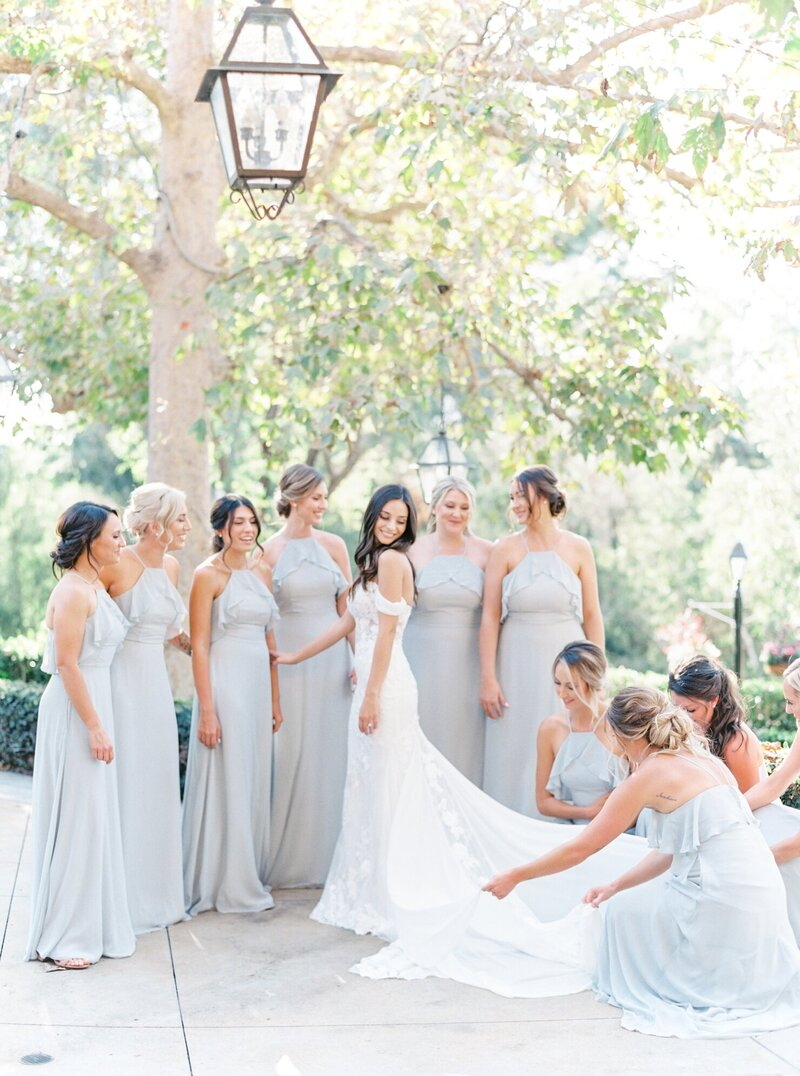 Rancho Bernardo Inn Film Wedding Photography by Lauren Fair Martha Stewart Weddings_0033