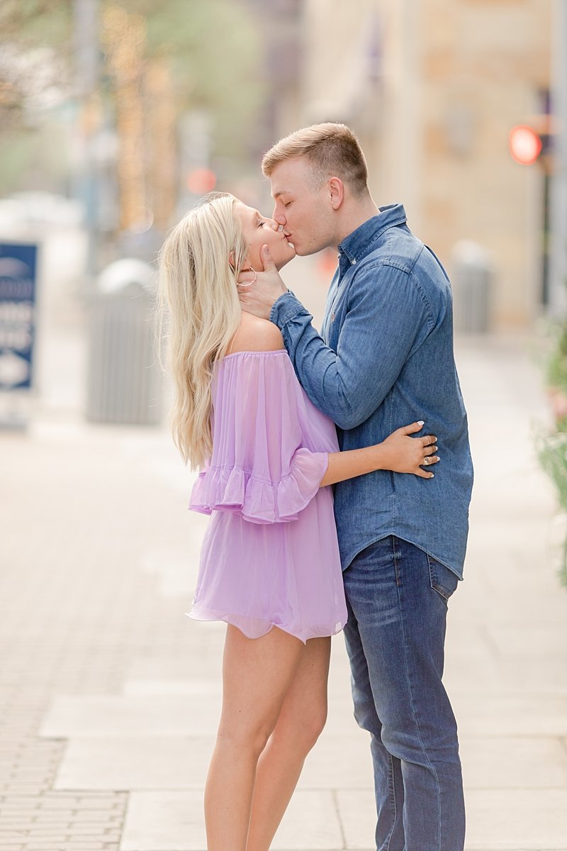 Downtown Austin Engagement Session Holly Marie 43