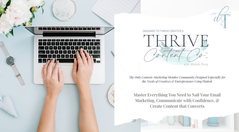 Thrive Content Co Graphics