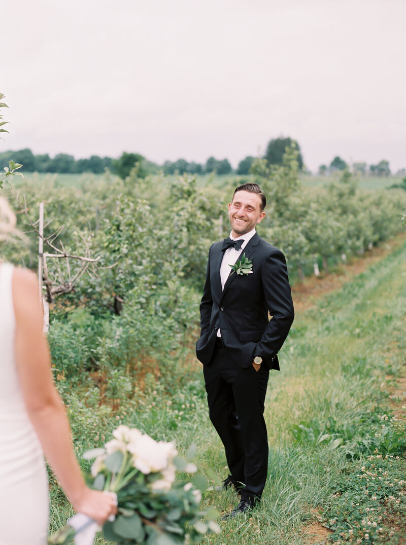Brant Apple Orchards Wedding