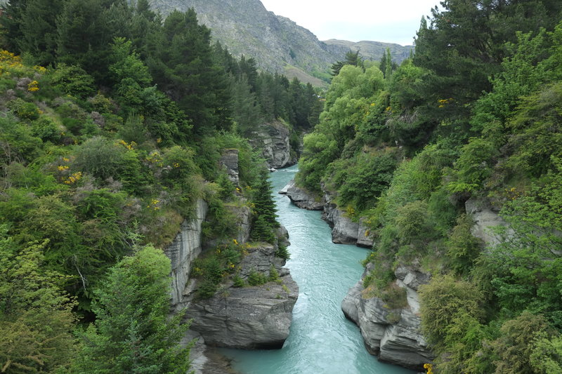 A photo of a gorgeous river The Sanadas visited