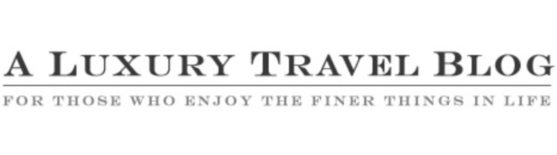 A Luxury Travel Blog - Logo