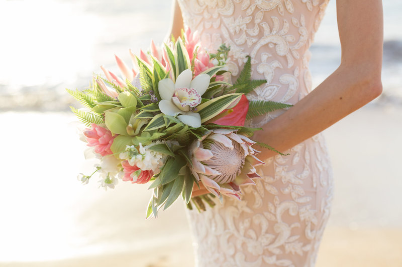 Dorable Hawaiian Bouquet Flowers Ensign - Top Wedding Gowns ...