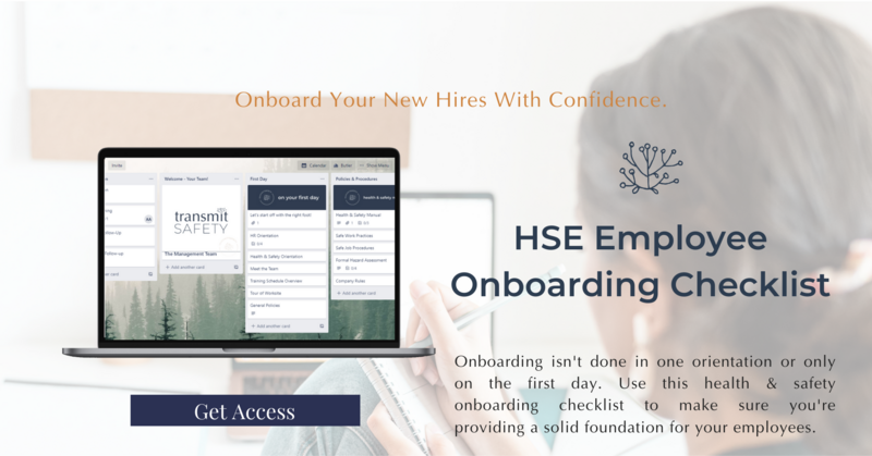 Onboard Your New Hires With Confidence.