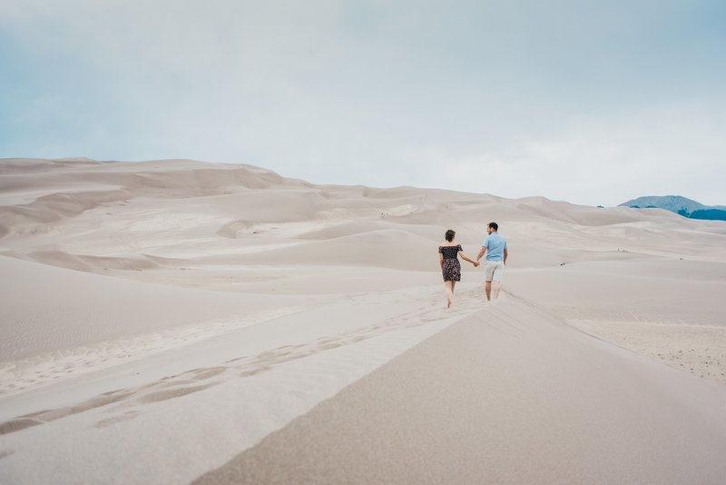 Great-Sand-Dunes-National-Park-Engagement-Photo