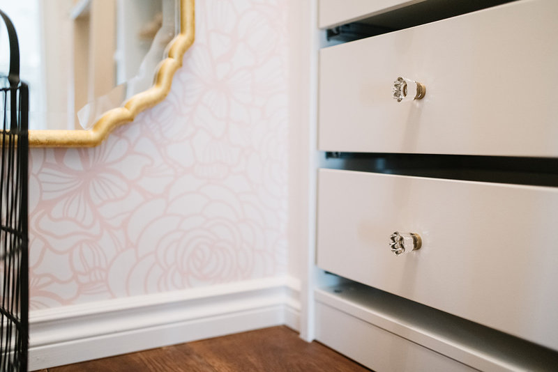 Hardware and knobs from The Ginger Home's Master Closet Renovation with_Emtek