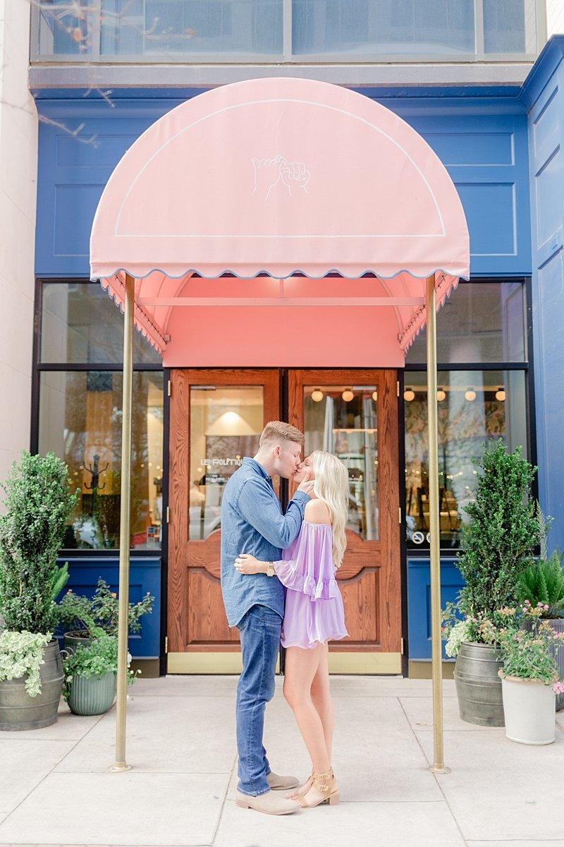 Downtown Austin Engagement Session Holly Marie 38