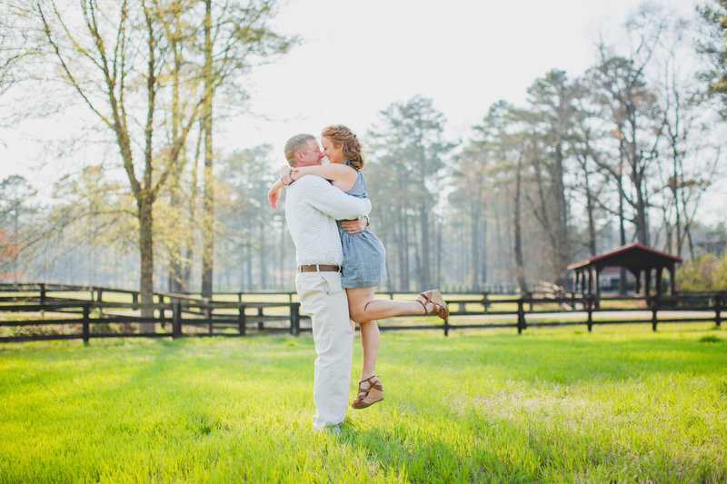 Jennifer B Photography-Engagement Session, Southern Pines, NC