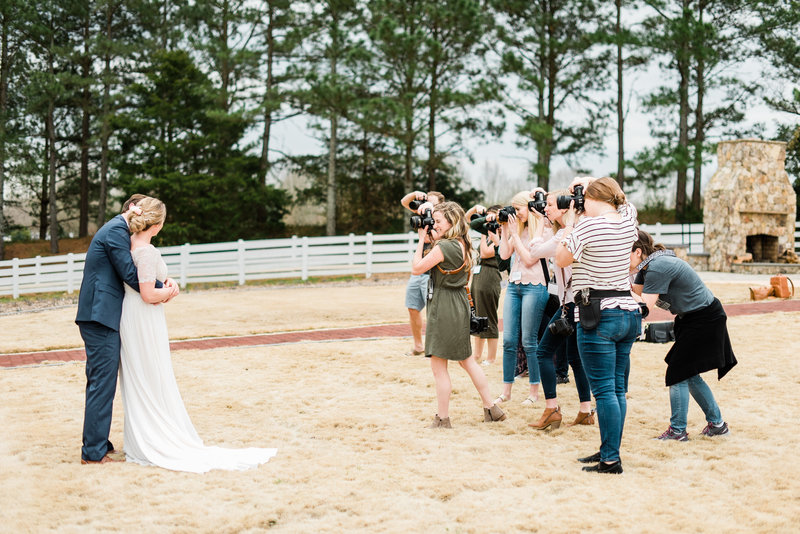 raleigh photography workshop at historic wakefield barn