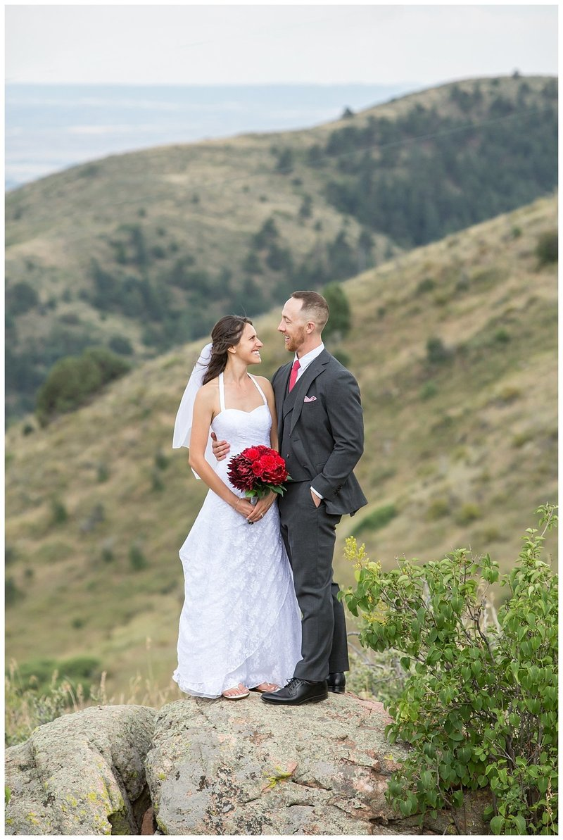 Places to get married in Colorado - Mother Cabrini Shrine in Golden, CO