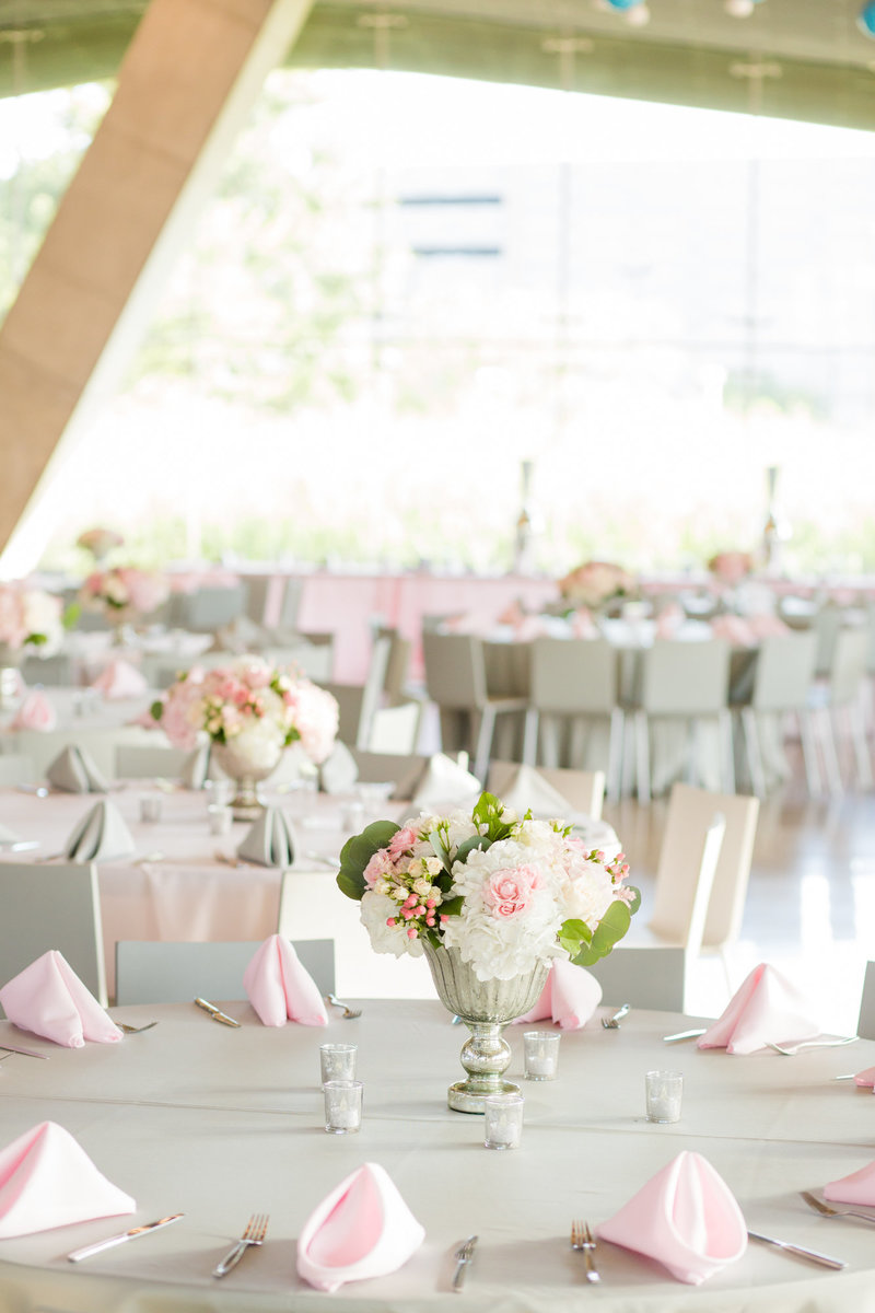 Dallas Wedding Venue Perot Museum Reception
