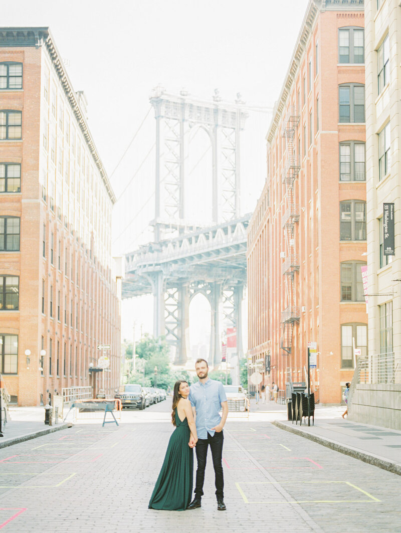 Amarachi Ikeji Photography | Edna & David - Brooklyn, NY Engagement Session 83