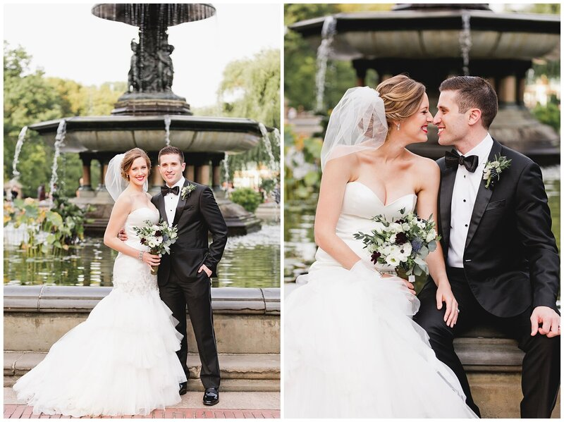 New York City Central Park Boathouse Wedding Laura Foote Photography_1425