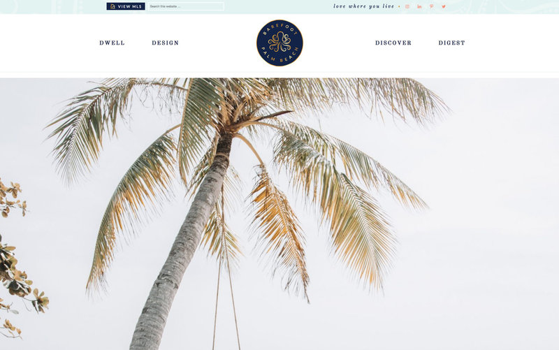 Handcrafting Heartfelt Brand & Website Designs for Female Creatives |  Showit | Showit Templates | by Viva la Violet | Barefoot Palm Beach