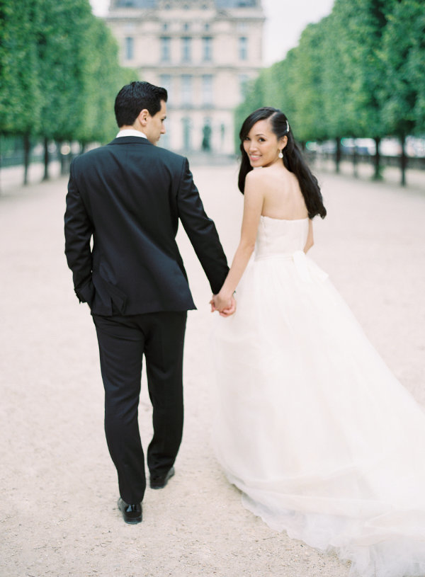 Paris Wedding 28