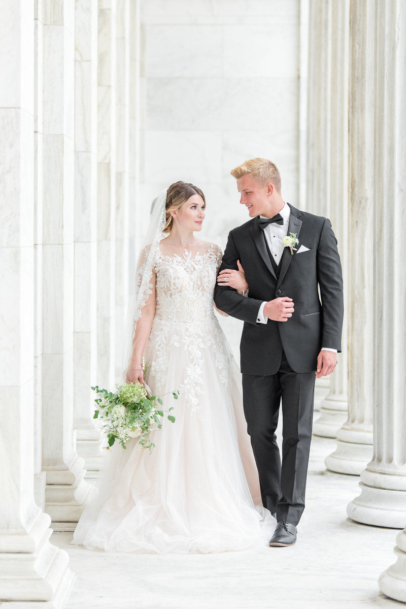 Toledo Museum of Art Wedding_38