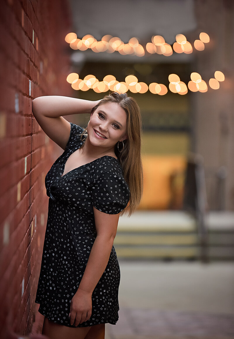 West Chester Senior Photographer