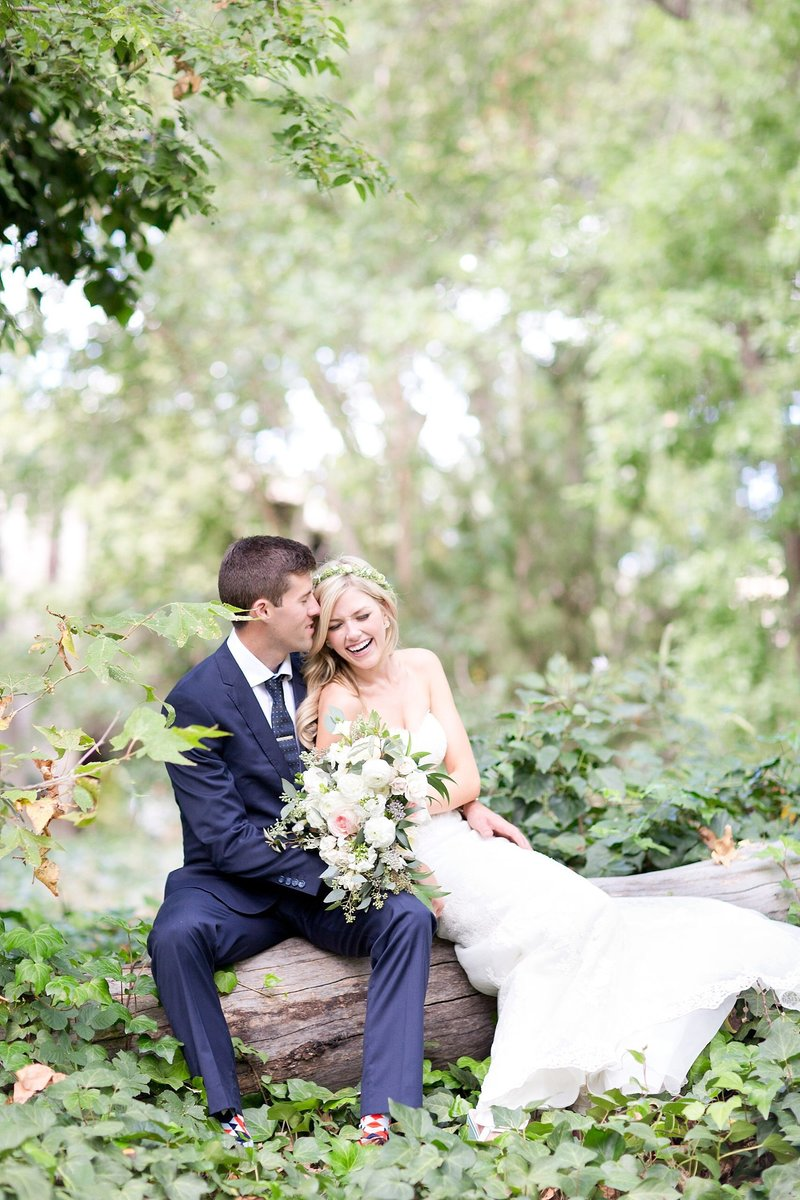 Sedona L'Auberge Outdoor Wedding | Amy & Jordan Photography