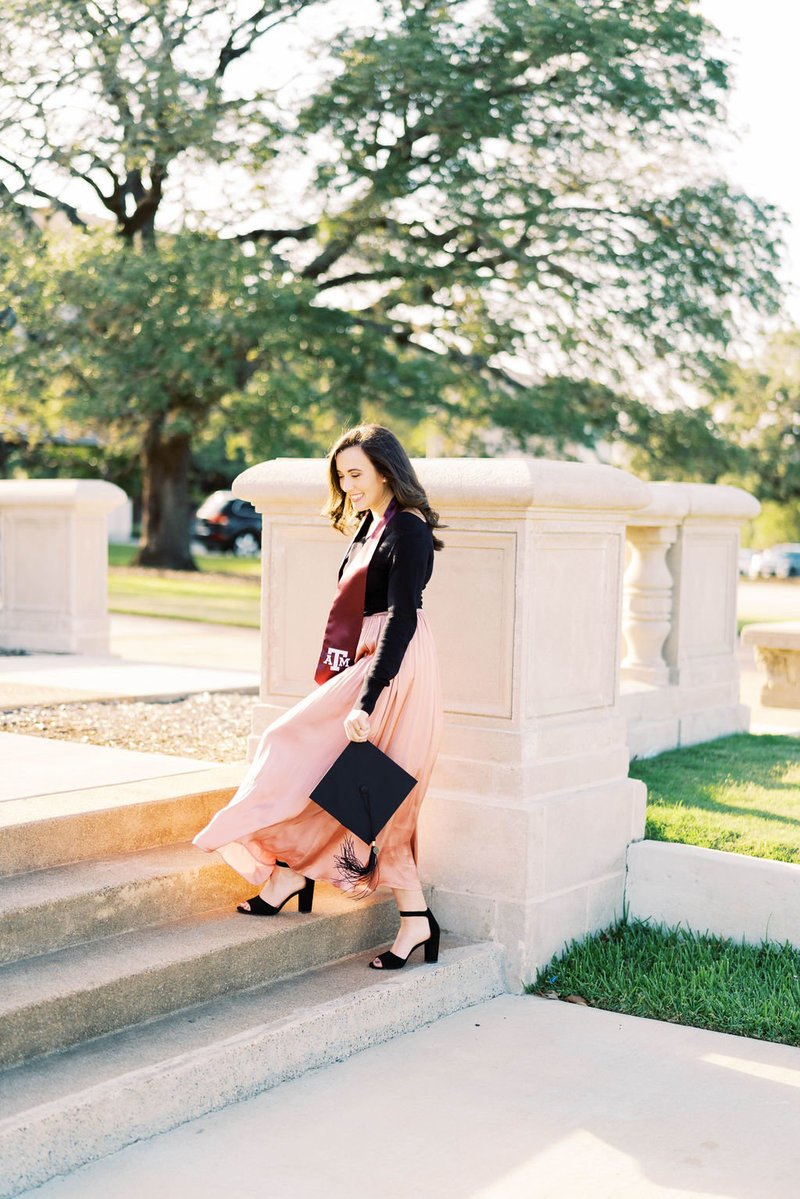 Texas A&M University 2019 Graduation