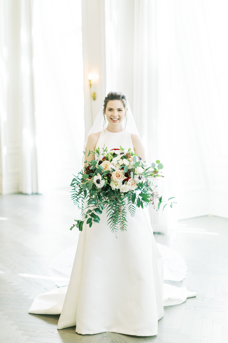 The Adolphus Hotel Wedding