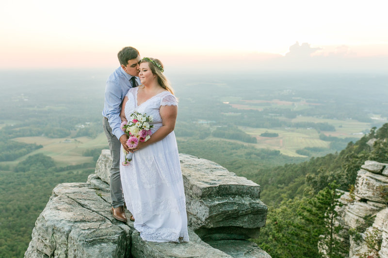 Pilot Mountain Elopement-54