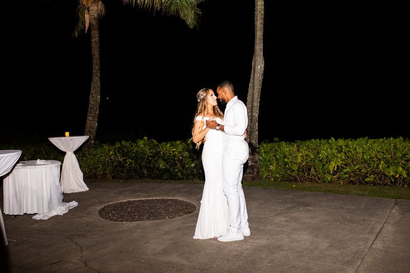 receptions at the ritz-carlton kapalua in maui