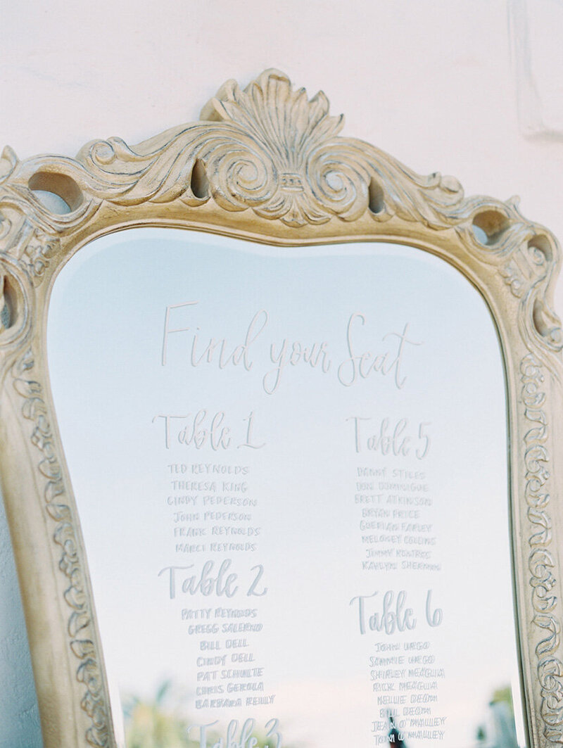 pirouettepaper.com | Wedding Stationery, Signage and Invitations | Pirouette Paper Company | Seating Charts 09