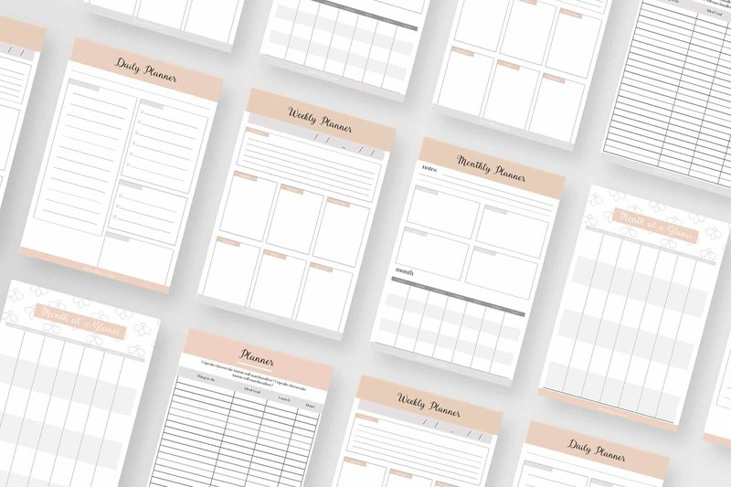 Planner-Pages-Mockup