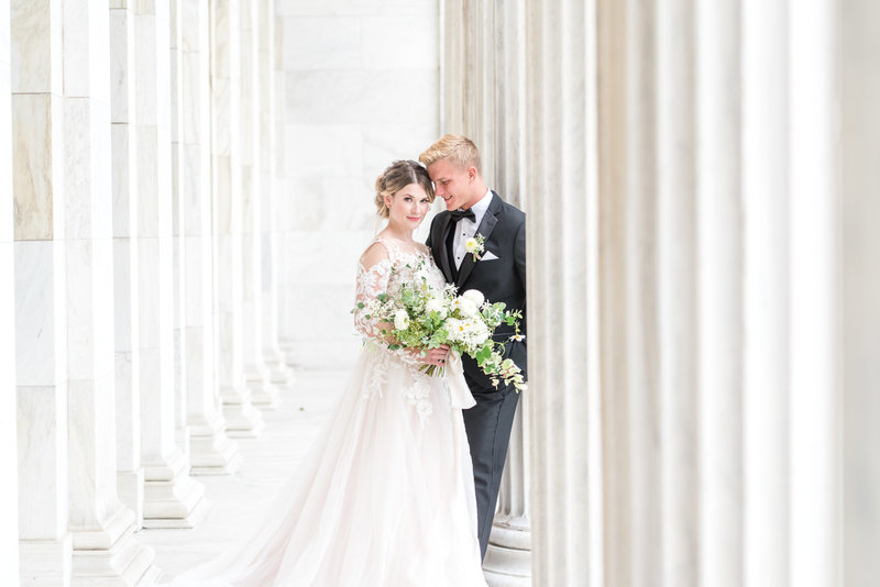 Toledo Museum of Art Wedding_24