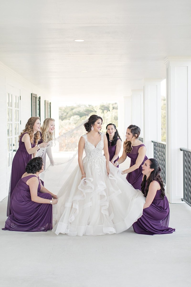 Kendall Plantation Wedding Venue Photos by Boerne Wedding Photographer Allison Jeffers_0061
