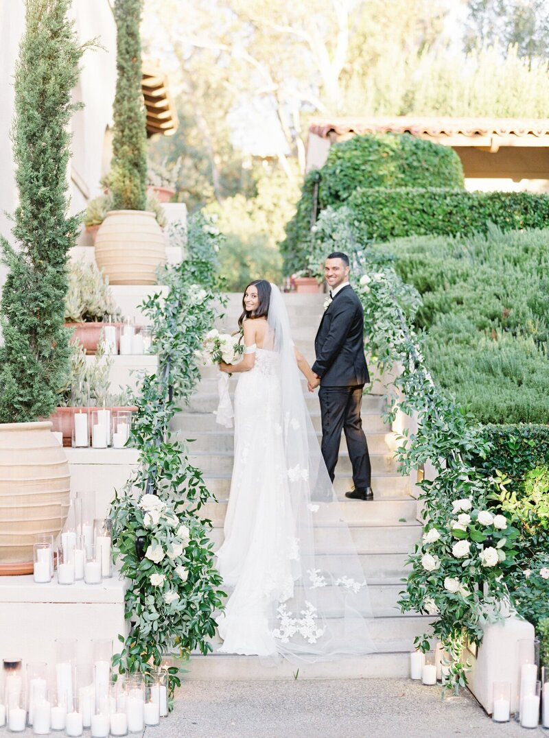 San Diego California Film Wedding Photographer - Rancho Bernardo Inn Wedding by Lauren Fair_0078